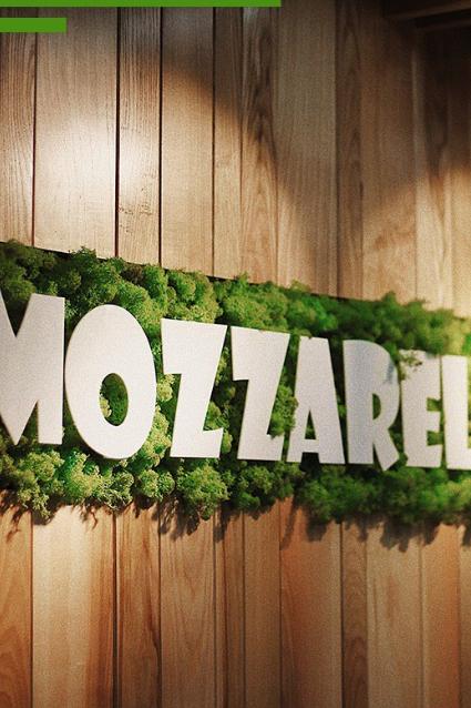 Магазин європейський товарів «Mozzarella»